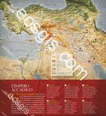 Akkadian - Sargon the great empire - EOSGIS Cartografia Magazine