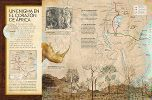 Map of the discovery of the sources of the Nile - EOSGIS Cartografia Magazine
