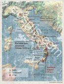 Map About Spartacus - EOSGIS Cartografia Magazine